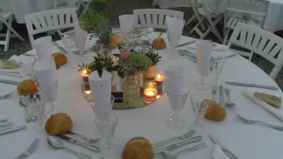 Mariage & Dessert // Madame Coquelicot // La filles aux fleurs // Un chef dans votre cuisine