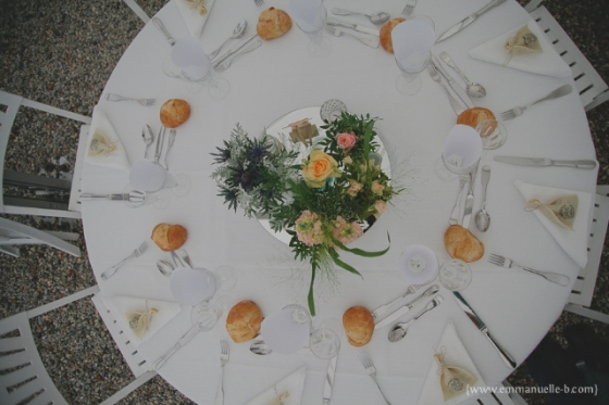 Emmanuelle B Photographie  Mariage & Dessert  Madame Coquelicot