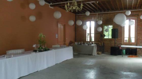 Installation décoration Organisatrice mariage Toulouse - Madame Coquelicot / Mariage & Dessert / La fille aux fleurs / Un chef dans votre cuisine