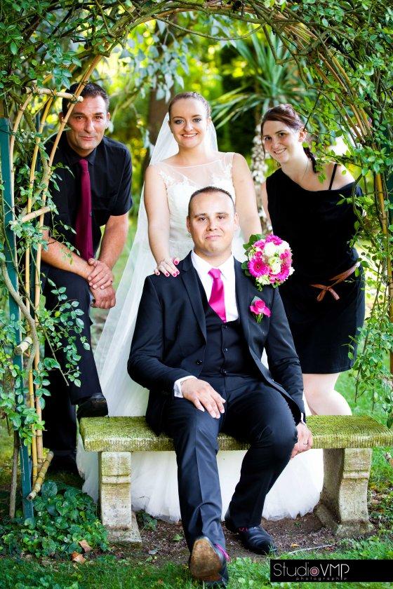 Photographie : VMP studio Traiteur : Le paradis du Pape (09) Wedding Planner : Madame Coquelicot