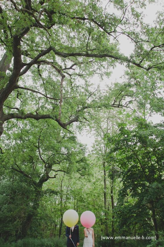 Emmanuelle B. Photographie