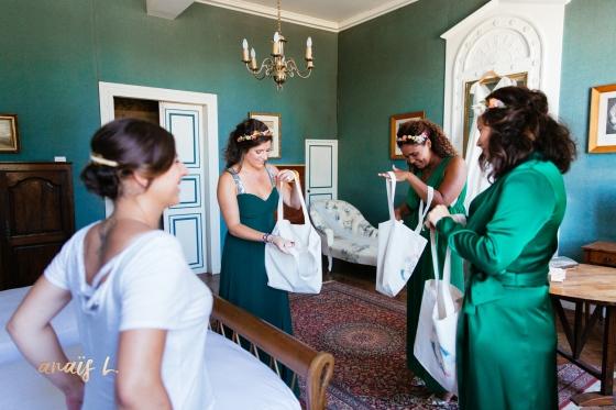 Découverte Bridemaids Mariage wedding planner Toulouse